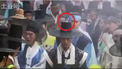 What's the thing on top of the gat? - Sungkyunkwan Scandal