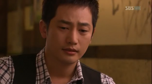 Park Si Hoo making me cry