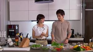 Cooking up some romance - Prosecutor Princess